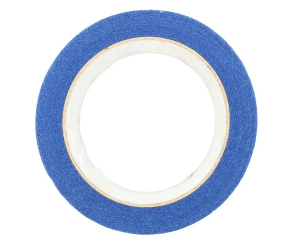 סרט דבק כחול 30 מטר למשטח הדפסת למדפסת תלת מימד-4531