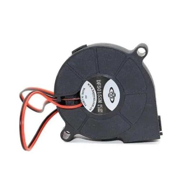 בלאוור מפוח 5015 Blower שקט 24V/12V סופר שקט בעל מאוורר טורבו למדפסת תלת מימד-4829