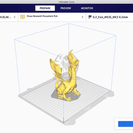 פרופיל קורה PLA מצוין להורדה! best cura profile pla-0