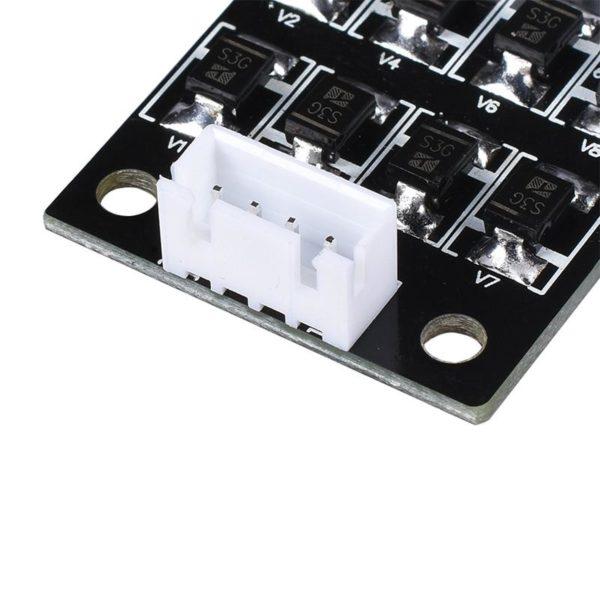סמוטהר Smoother מפחית רעשים - מודול למנוע צעד של מדפסת תלת מימד-4836