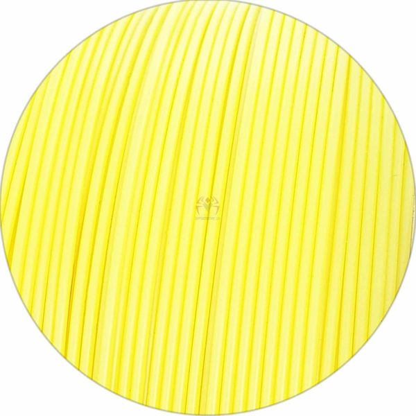 פילמנט PLA צהוב שמש Yellow sun PLA Filament