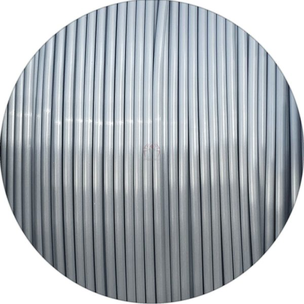 "PLA סילק מטאל סילבר 1ק""ג – Silver Metal Silk Filament"