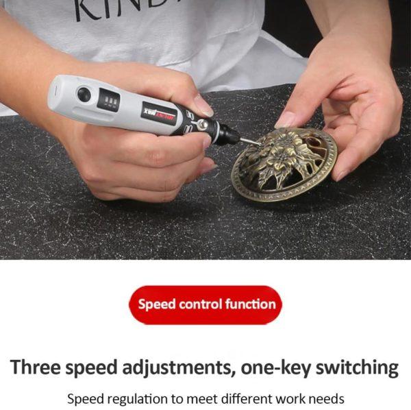 דרימל 3-מהירות-15000-סל-ד-מיני-חשמלי-