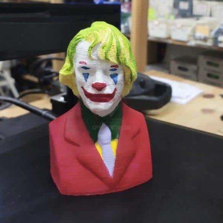 STL joker ג'וקר להורדה חינם