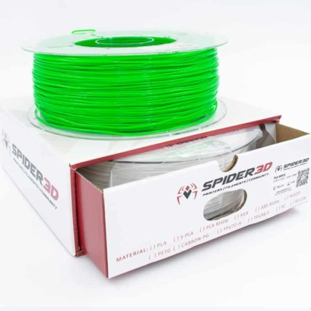 tpu flexible filament גמיש ירוק
