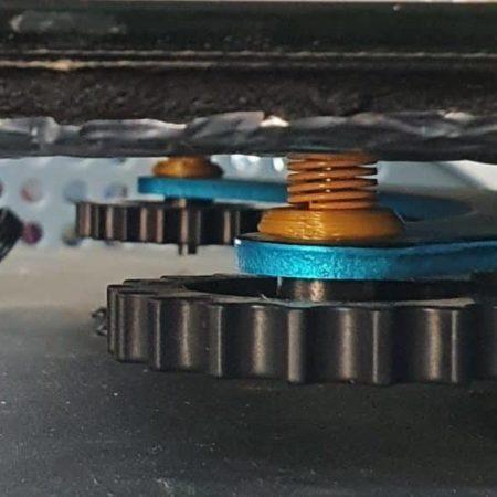 שיפור כיול מדפסת תלת מימד
