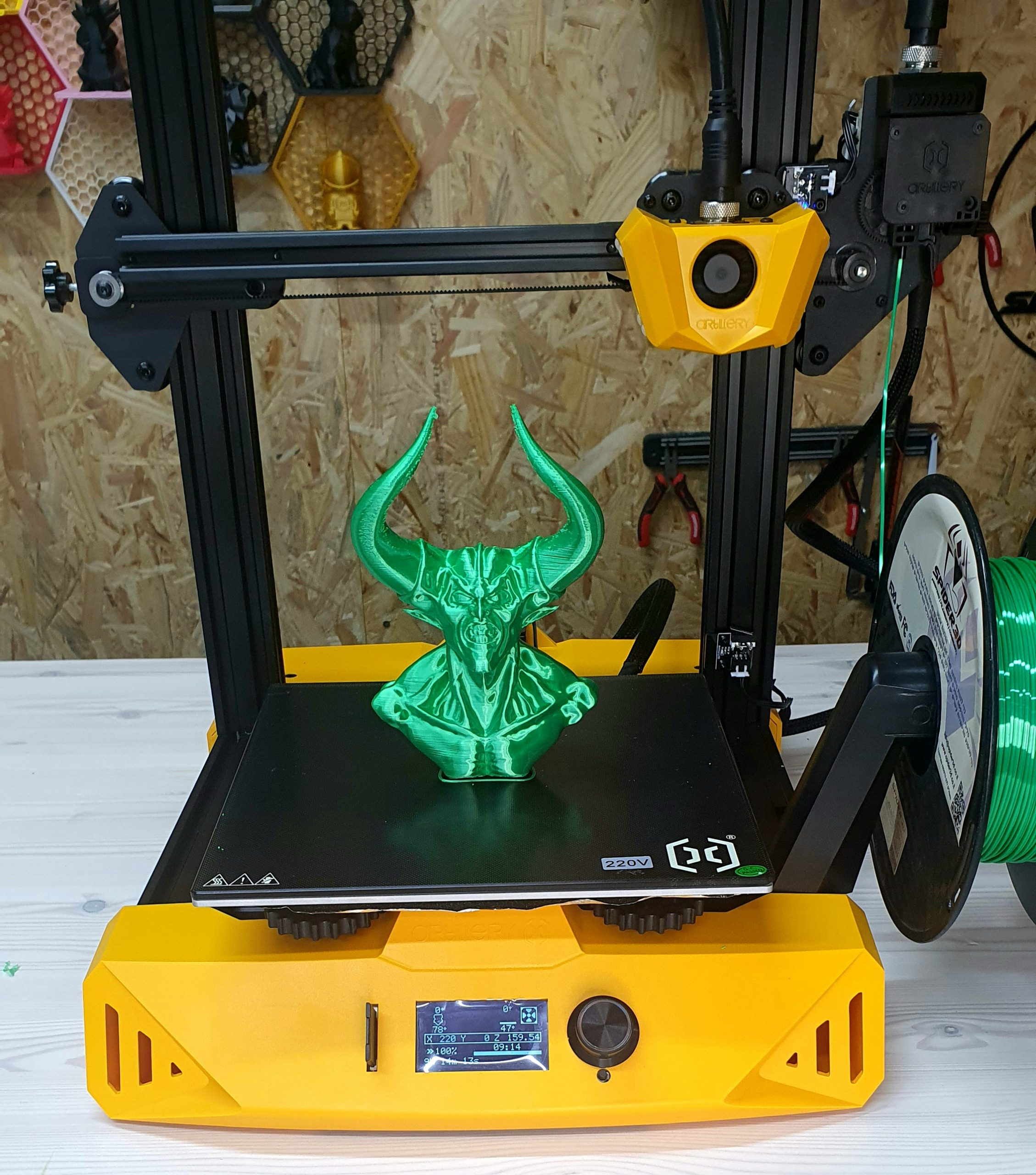 מדפסת תלת מימד זולה מומלצת