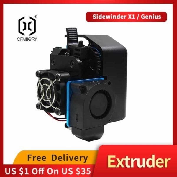 סט אקסטרודר דיירקט Genius / SideWinder3-x1