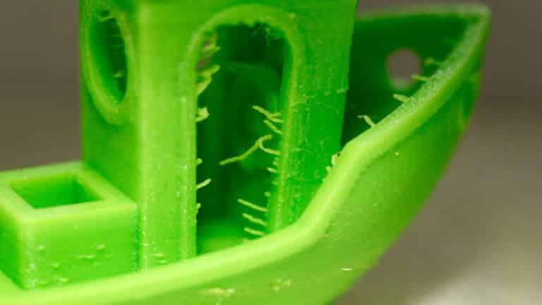 סטרינגים חוטים שערות הדפסת תלת מימד