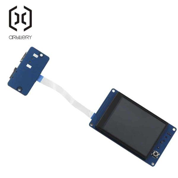 מסך LCD ורכיבי לוח TFT מקוריים של חברת ארטילרי עבור מדפסת Sidewinder X1 & Genius