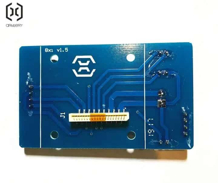לוח PCB לאקסטרודר למדפסת ארטילרי SIDEWINDER-X1