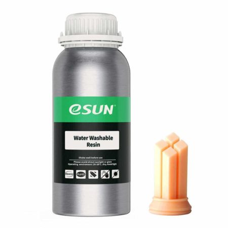 eSun Water Washable Resin 500ml - Skin