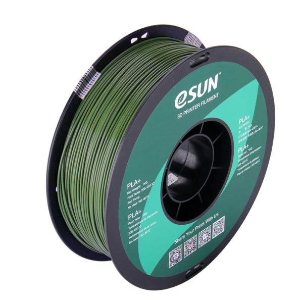 ESUN PLA+ OLIVE GREEN