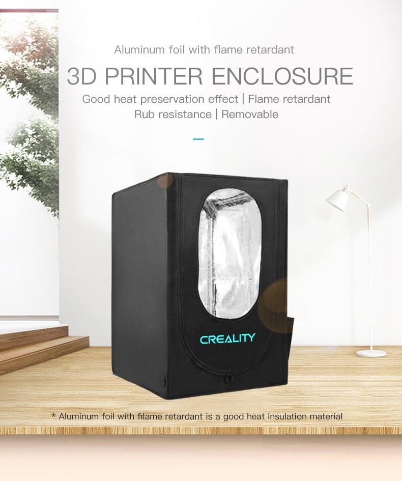 Creality 3d enclosure