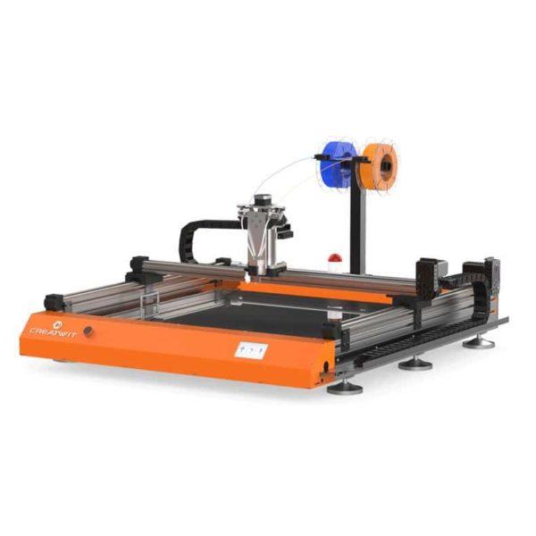 מדפסת תלת מימד להדפסת אותיות שילוט
