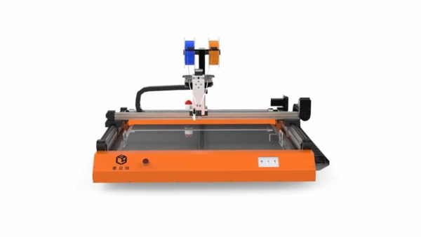 3D printer for printing signage letters