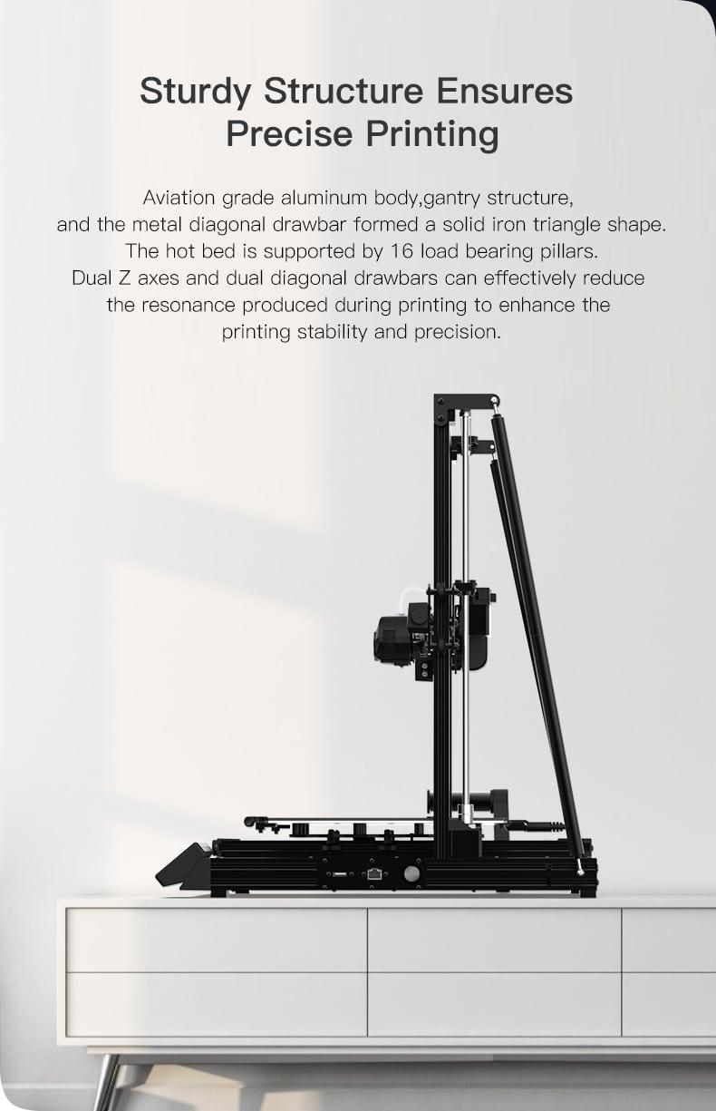 criality cr10 smart קריאליטי סי אר 10 סמארט מדפסת תלת מימד חכמה