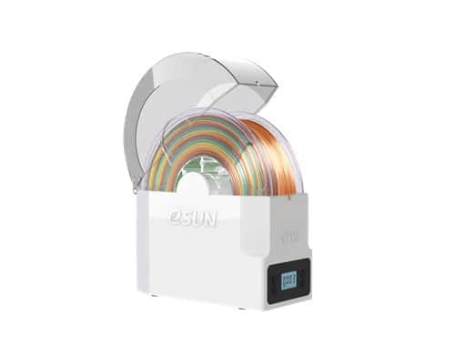 esun eBox Lite איסאן איבוקס לייט קופסאת אחסון לפילמנט חומר גלם קופסה