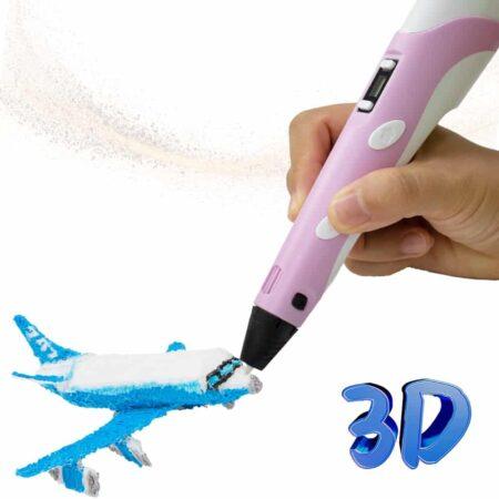 עט תלת ממד 3d pen